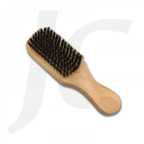 Wooden Brush Boar Bristle WB961 J24RBR