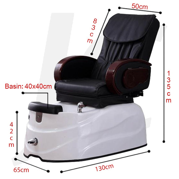 Pedicure Chair and Foot Spa MZ-02 J56MZ2