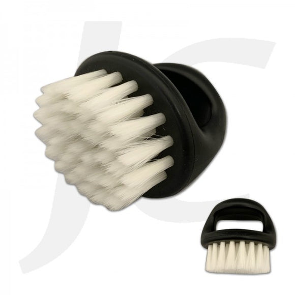 Barber Finger Nugget Brush Black J223BFN