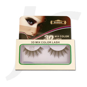 Baisidai 3D Whole eyelash XD035 J72X35