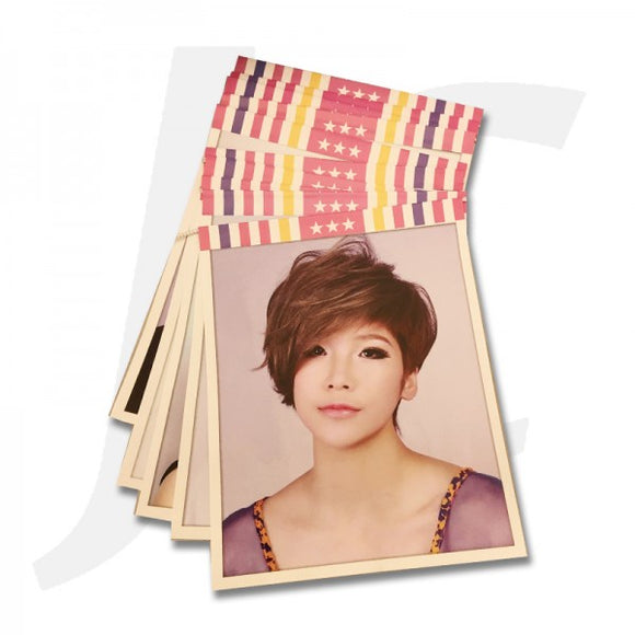 Hair Style Flag Women 20x25cm 10 pages J36HSW