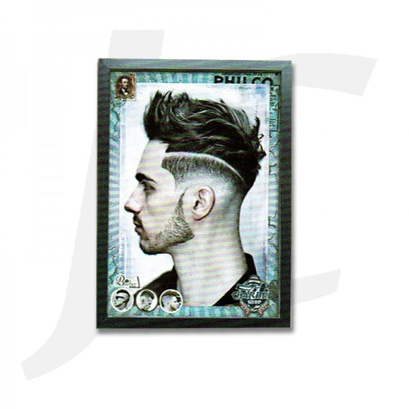 Barber Poster With Frame V-14 35x48cm J36V14