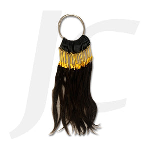 Hair Extension For Color Chart 24 in 1 Black J17HEB