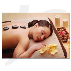 Beauty Massage Poster W12 J36W12
