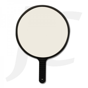 Hand Mirror Round With Handle J24HML