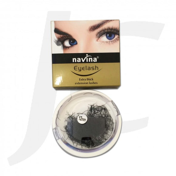 Single Eyelash Navina C 2.0 12mm J71N212