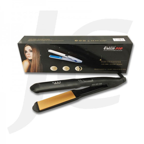 EBOLON Hair Straightener Medium EBL902 J232EB9