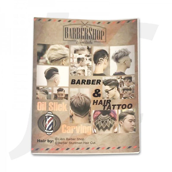 Barber and Hair Tattoo Magazine J36BHM
