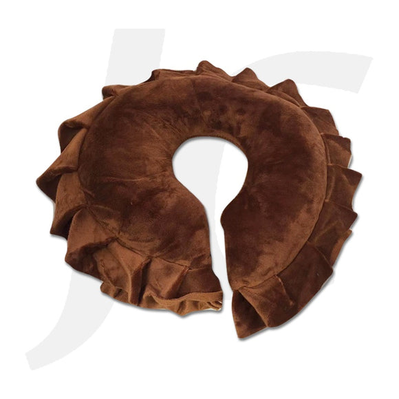 Breath Hole Anti-pressure Pillow Brown J39PWR