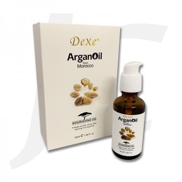 Dexe Argan Oil Nourishing Oil 50ml J13DO
