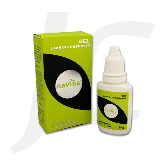 Navina Lash Glue Remover Gel 20g Green Box