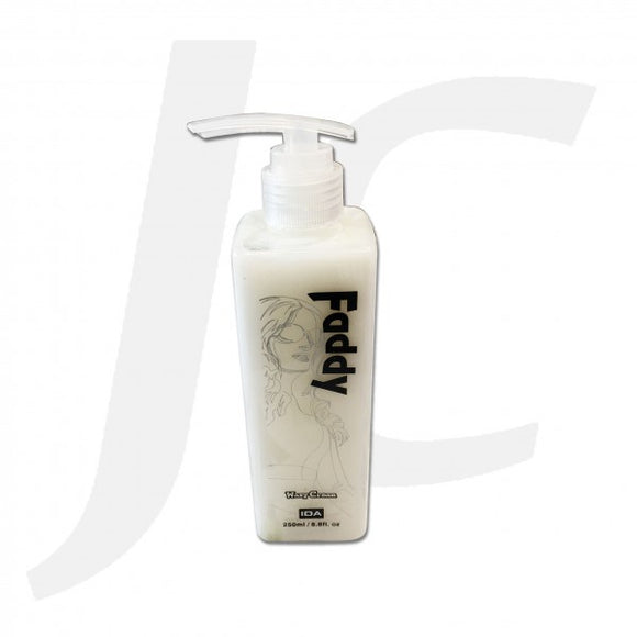 IDA Faddy Waxy Cream 250ml J13WC