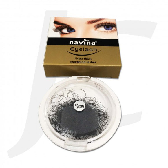 Single Eyelash Navina C 2.0 10mm J71N210