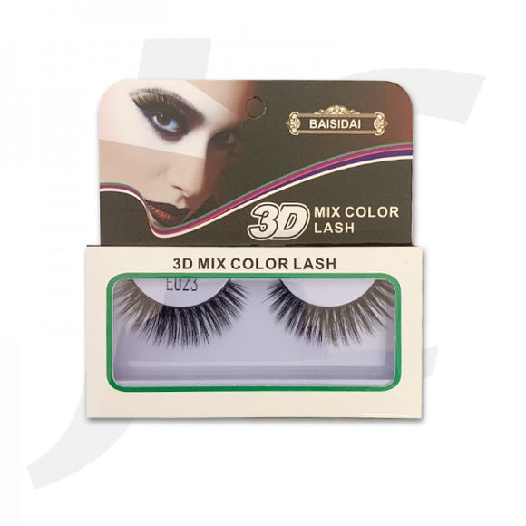 Baisidai 3D Whole Eyelash E023 J72E23