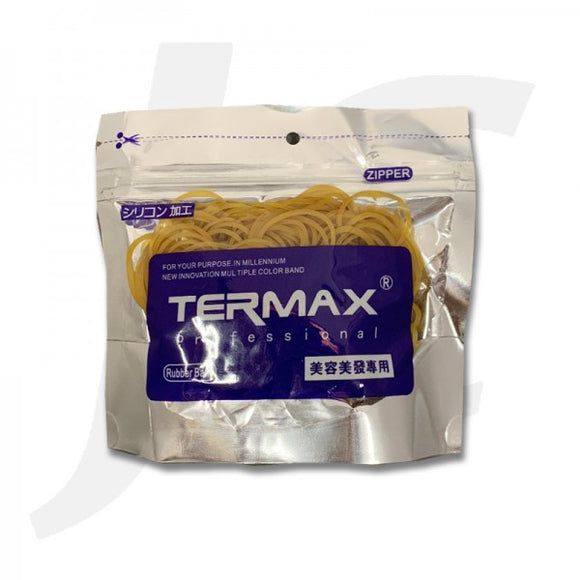 Termax Rubber Band Yellow J22TRY