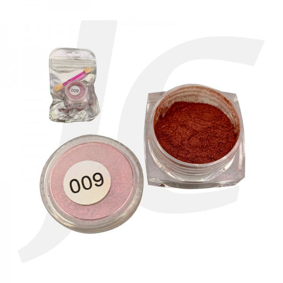 Nail Glitter Magic Mirror Powder Chrome Effect No.9 J85M9