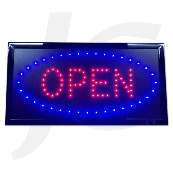 LED Open Sign Basic J35OBA