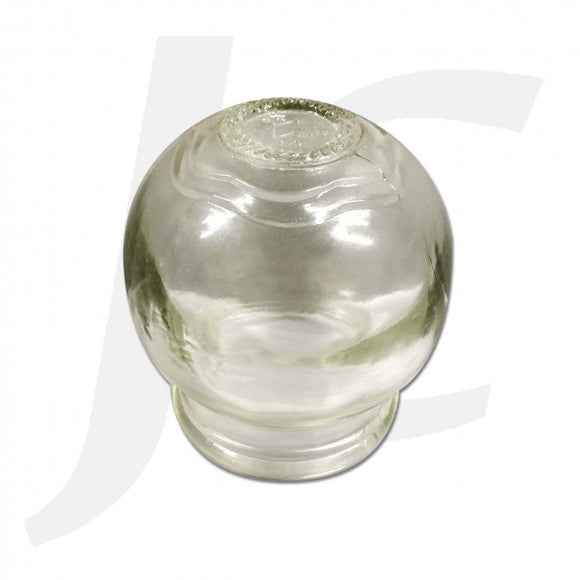 Cupping Glass 72mm No.5 玻璃拔罐 J53A72