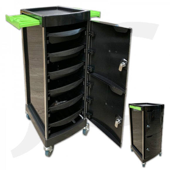 Hair Trolley A3 Green J34A3G