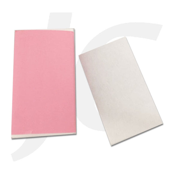 Large Perm Paper With Pink Package J22LPA