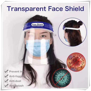 Face Shield HD Face  Shield Protection 1pc J21FHS