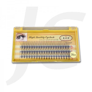 Semi Eyelash MSJ Yellow Box 0.10C 14mm J71 MJ14