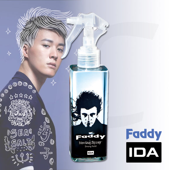 IDA Faddy Moving Spray 190ml J13MS*