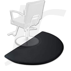 "Salon and Barber Cutting Chair Floor Mat Anti-fatigue 3'x5'(Width)x5/8""(Thickness) J39AFM"