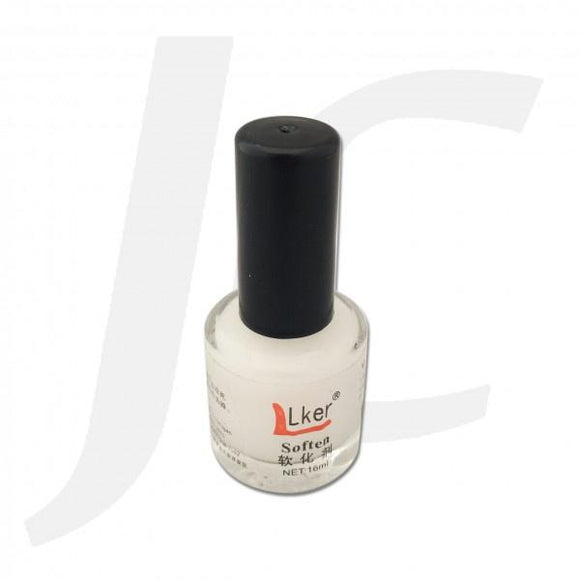 Lker or BNC Soften Cuticle 16ml Nail Polish Basic J82LBR