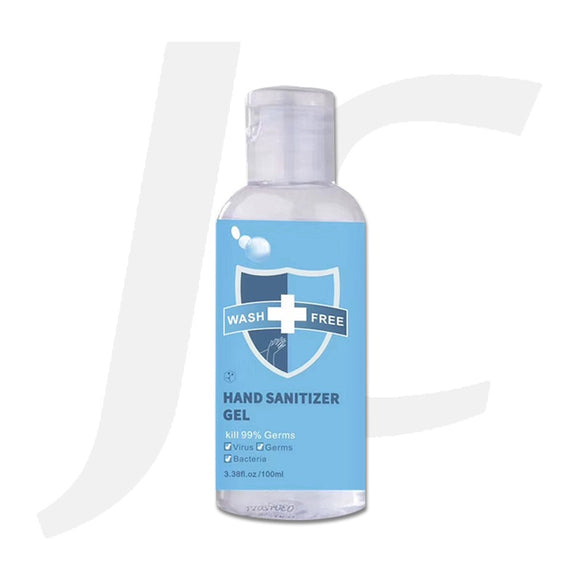 Cross Shield Hand Sanitizer Gel Wash-Free Alcohol Base 100ml J35CHG