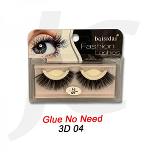 Baisidai Whole EyeLash No Need Glue 04 J72NG4