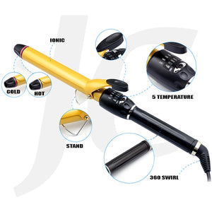 FBT Professional Hair Curling Iron F868B 32# J31FB32