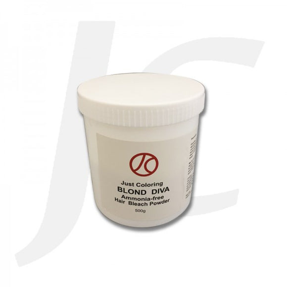 JC Blond Diva Bleach Powder 500G J12JCB
