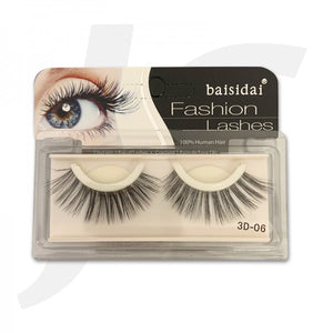 Baisidai Whole EyeLash No Need Glue 06 J72NG6