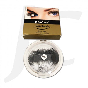 Single Eyelash Navina 8mm C 2.0 J71N28