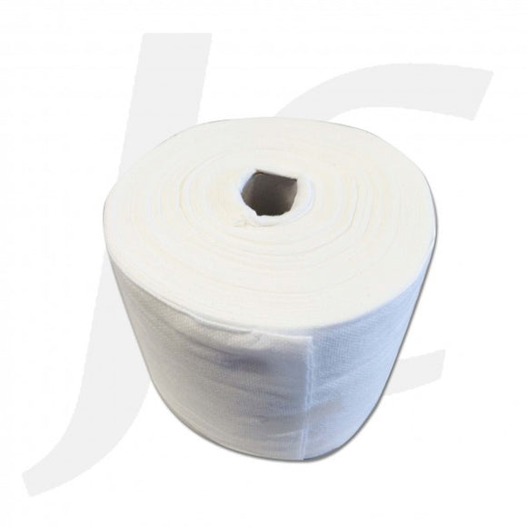 Disposable Facial Wipe Towel Roll White Cotton J314FWR