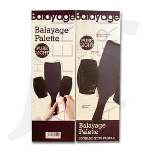 Balayage Palette Highlighting Paddle J22BEH