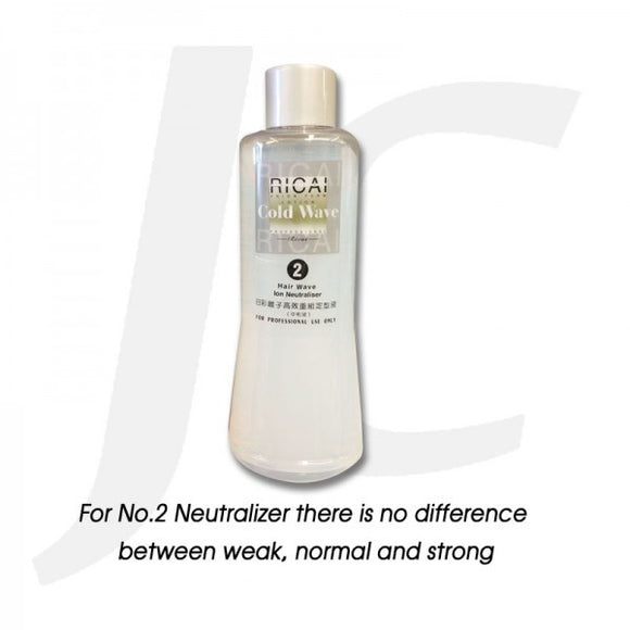 RiCai Perm Solution No.2 Neutralizer Only 1000ml J15RC2