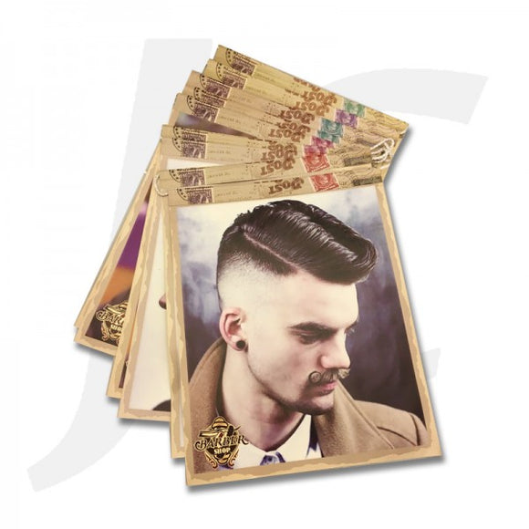 Hair Style Flag Barber 20x25cm 10 pages J36HSB