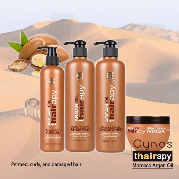 Cynos Thairapy Morocco Argan Oil P Set B2S5C5M2 J13 CAPX*