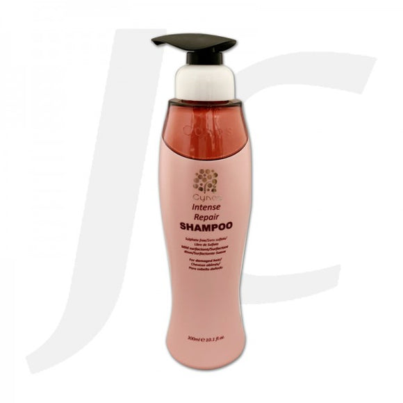 [Good for Keratin Hair] Cynos Sulfate-free Silicone-free Shampoo Intense Repair 300ml J14CSI*