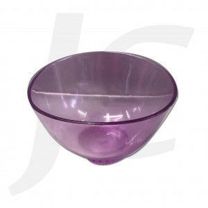 Random Color Rubber Soft Bowl Wide 105mm J64R15