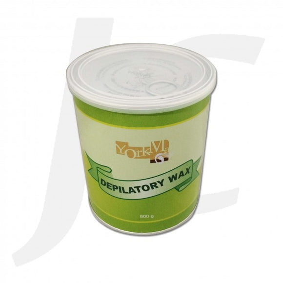 York Ma Green Can Wax Honey 800g J41CGW