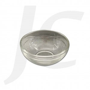 Glass Bowl Wide 90mm J64G90