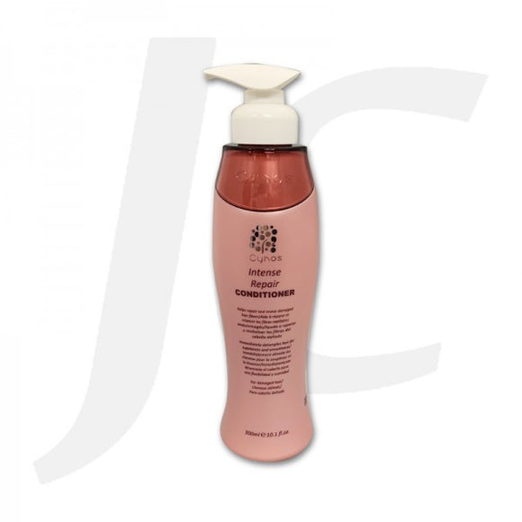 [Good for Keratin Hair] Cynos Sulfate-free Silicone-free Conditioner Intense Repair 300ml J14CSR*