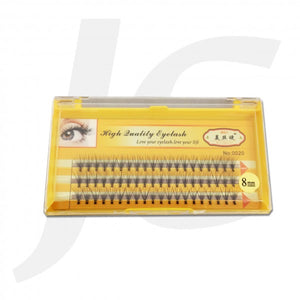 Semi Eyelash MSJ Yellow Box 0.10C 8mm J71 MJ8