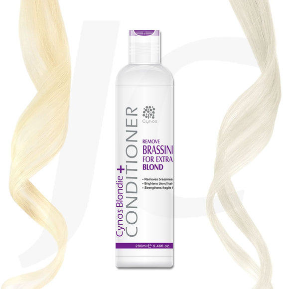 Cynos Blondie+ Purple Conditioner 280ml J14 CPC*