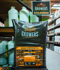 growers high porosity soilless blend