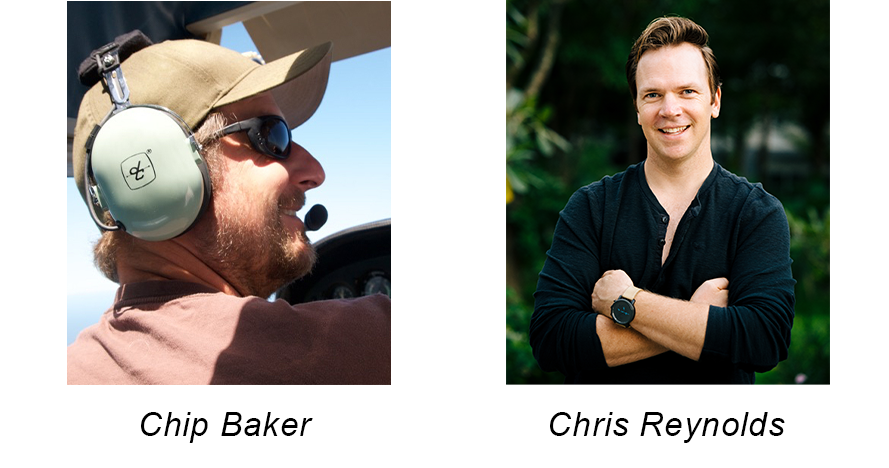 chip baker and chris reynolds seed to sale masterminds