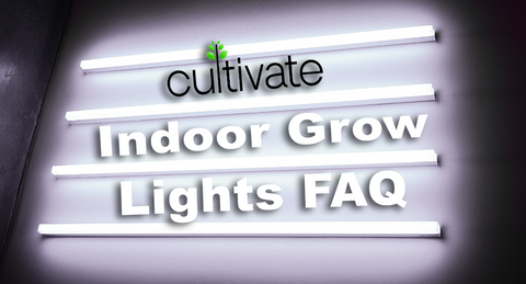 indoor grow lights frequently asked questions